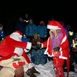 Nissen eler ut gave til barna