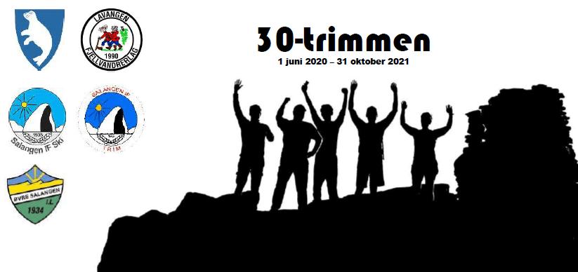 30-trimmen grafisk element
